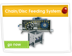 Chain and Disc Feeding System